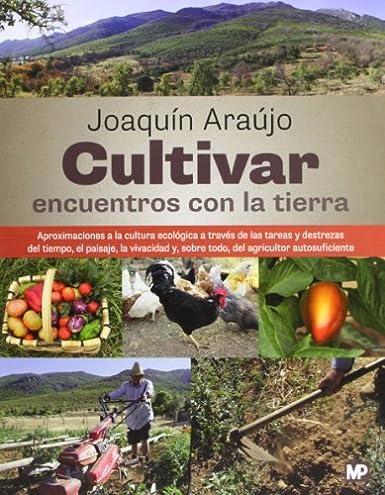 Portada del libro cultivar encuentros con la tierra