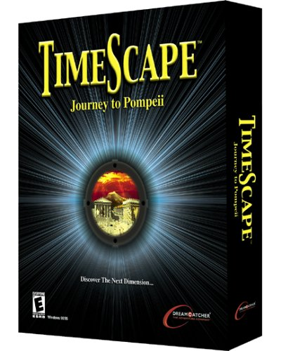 Timescape: Journey To Pompeii - Pc front-704609