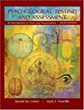 Psychological testing and assessment : an introduction to tests and measurement /
