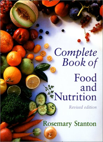 Complete Book Of Food And Nutrition S&S Int