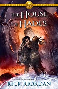 The House of Hades (Heroes of Olympus, Book 4) by Disney-Hyperion