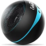 GOgroove 5W Compact Amplifier Bluetooth Dancing Speaker w/ 32 Hour Battery Life - Works With Google Nexus 9 , NVIDIA Shield , Sony Xperia Z4 and More