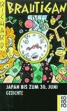 Japan bis zum 30. Juni. Gedichte.