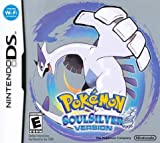 DS Pokemon SoulSilver Game Only (No Pokewalker)