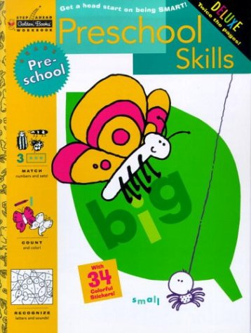 Preschool Skills (Preschool) (Step Ahead)