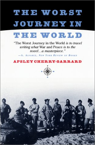 The Worst Journey in the World, Apsley Cherry-Garrard
