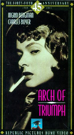 Arch of Triumph [VHS] [Import]