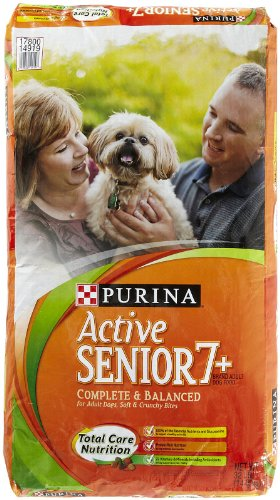 Purina 178140 Dogs Chow Senior, 32-Pound