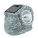Solar Rock Light - For Outdoor Decor And Lighting (Pack of 1)