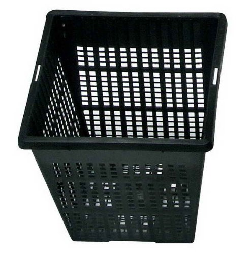 Bermuda Pond Planting Basket Square Small 19 x 19cm