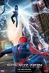 The Amazing Spider-Man 2 : le destin d'un Héros - Blu-ray 3D + Blu-ray + DVD