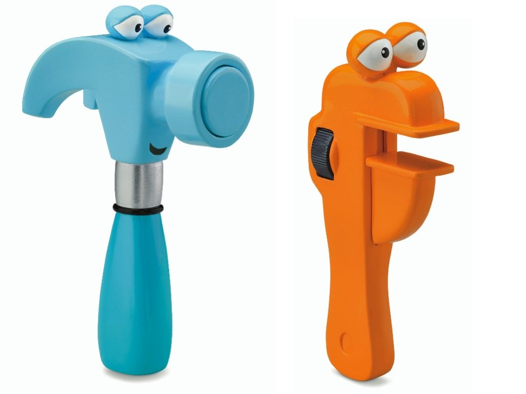 Fisher-Price Talkin' Tools - Pat and Rusty