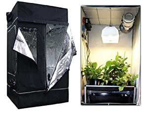 When you want to invest in 36X20X62 GROW TENT dark room hydroponic box by LEDwholesalers GYO-1001 now you are coming to a right place.  sc 1 st  Hydroponic Grow Tent & 36X20X62 GROW TENT dark room hydroponic box by LEDwholesalers GYO ...