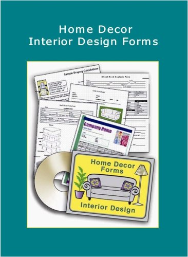 Home Decor - Interior Design Forms