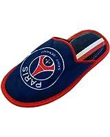 Chaussons PSG - Collection officielle PARIS SAINT GERMAIN - Taille adulte homme