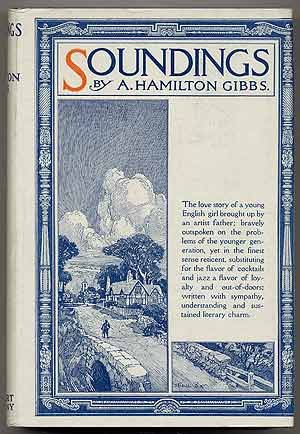 Soundings by A. Hamilton Gibbs