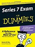 img - for Series 7 Exam For Dummies book / textbook / text book