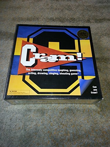 cram! board game