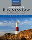 Anderson's Business Law and the Legal Environment, Standard Edition