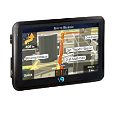 Apollo Bell PND Europa Centrale, Navigatore (Touchscreen 12,5 cm (5 pollici),…