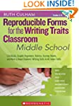 Reproducible Forms for the Writing Tr...