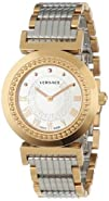 Versace Womens P5Q80D499 S089 Vanity Rose Gold Ion-Plated
