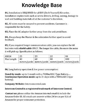 Intercom central do it yourself diy icw138 basic hot wired monitor intercom central do it yourself diy icw138 basic hot wired monitor intercom solutioingenieria Choice Image