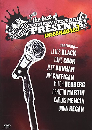 The Best of Comedy Central Presents: Uncensored (Best Of Comedy Central compare prices)