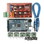 3D Printer RAMPS 1.4 Controller + MEG...