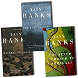 Iain Banks Iain Banks Collection 3 Books Set Pack RRP: £28.20 (Walking on Glass, Steep Approach to Garbadale, The Wasp Factory)