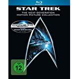 "Star Trek - Movies 7-10 (Next Generation/Motion Picture Collection) [Blu-ray]von ""Patrick Stewart"""