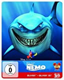 DVD - Findet Nemo (Limited Edition) (Steelbook) (+ Blu-ray) [Blu-ray 3D]