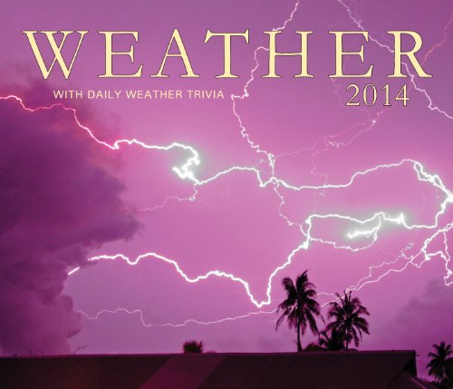 Weather 2014: With daily weather trivia