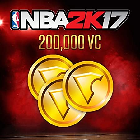 NBA 2K17: 200,000 VC - PS4 [Digital Code]