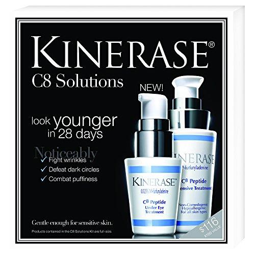 Kinerase C8 Solution Kit for Face