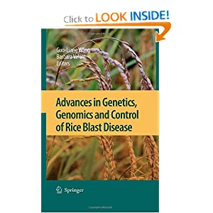 advances in genetics genomics and control of rice blast disease valent barbara wang xiaofan