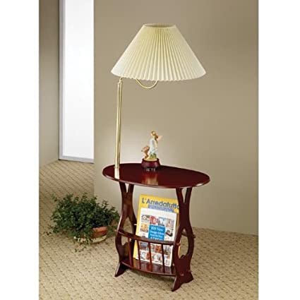 end tables with lamps attached side tables with lamps attached. Black Bedroom Furniture Sets. Home Design Ideas