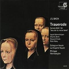"""Jesu, der du meine Seele, BWV 78: Aria, duetto (S, A) """"Wir eilen"""""""