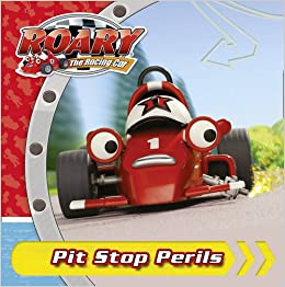 Roary The Racing Car Pit Stop