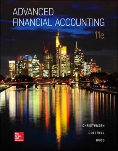 Advanced Financial Accounting
