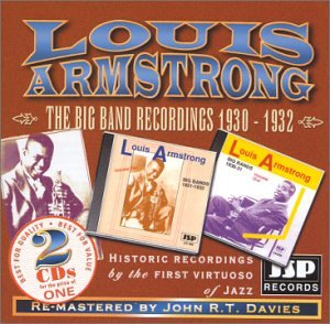 Louis Armstrong - The Big Band Recordings: 1930-1932 - Zortam Music