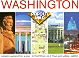 Washington, D. C. popout (USA PopOut Maps)