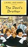 Laurel And Hardy: The Devil's Brother [VHS]