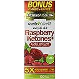 Purely Inspired Raspberry Ketones, 100 Count