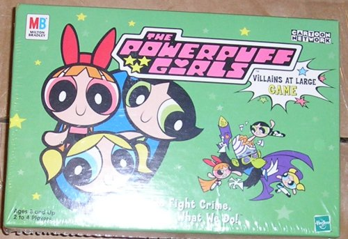 The Powerpuff Girls Villains At Large Game - Buy The Powerpuff Girls Villains At Large Game - Purchase The Powerpuff Girls Villains At Large Game (hasbro, Toys & Games,Categories,Games,Card Games,Card Games)