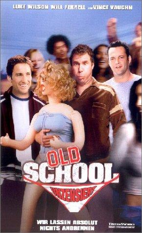 Old School [VHS]