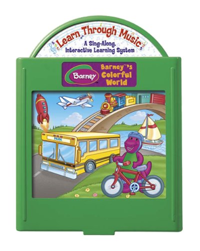 Fisher Price: Learn Through Music Learning System – Barney ...