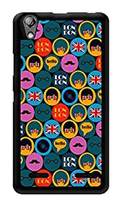 "Humor Gang London Life Printed Designer Mobile Back Cover For ""Lenovo A6000 Plus"" (3D, Glossy, Premium Quality Snap On Case)"