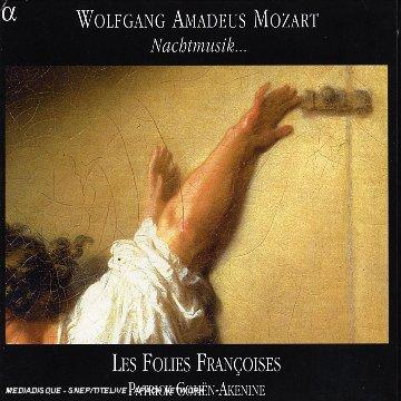 Mozart : sérénades et divertimenti 51EY430GBML._