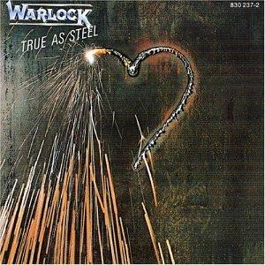 Warlock - True as Steel - Zortam Music